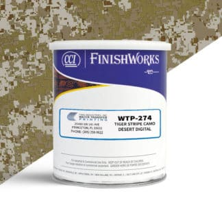 Hydrographic Paint: WTP-274 Tiger Stripe Desert Digital | CCI Paint