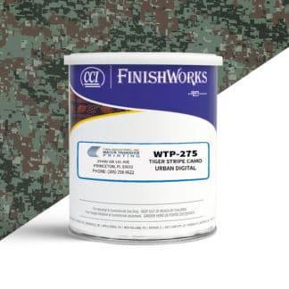 Hydrographic Paint: WTP-275 Tiger Stripe Urban Digital | CCI Paint