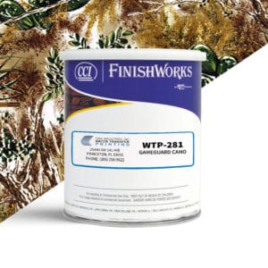 Hydrographic Paint: WTP-281 GameGuard Camo | CCI Paint