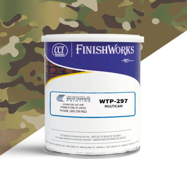 Hydrographic Paint: WTP-297 MultiCam | CCI Paint