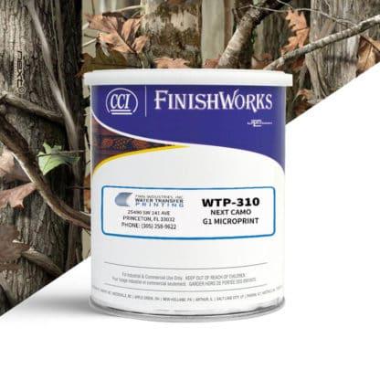 Hydrographic Paint: WTP-310 Next Camo G1 Microprint | CCI Paint