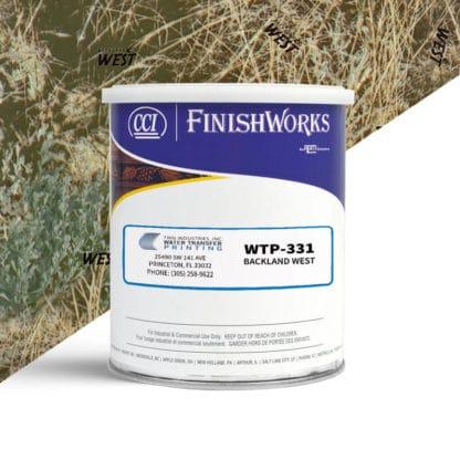 Hydrographic Paint: WTP-331 Backland West | CCI Paint
