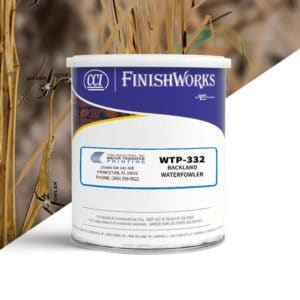 Hydrographic Paint: WTP-332 Backland Waterfowler | CCI Paint