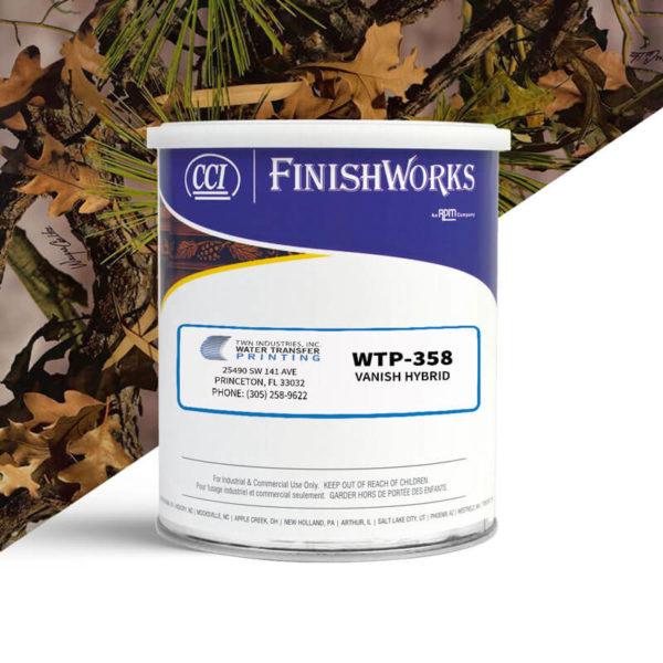 Hydrographic Paint: WTP-358 Vanish Hybrid | CCI Paint