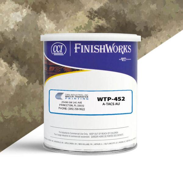 Hydrographic Paint: WTP-452 A-TACS AU | CCI Paint