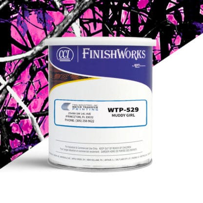 Hydrographic Paint: WTP-529 Muddy Girl Camouflage | CCI Paint