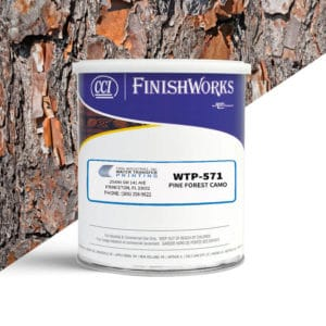 Hydrographic Paint: WTP-571 Pine Forest Camo | CCI Paint