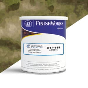 Hydrographic Paint: WTP-589 A-TACS FG | CCI Paint