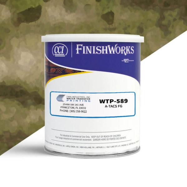 Hydrographic Paint: WTP-589 A-TACS FG   CCI Paint