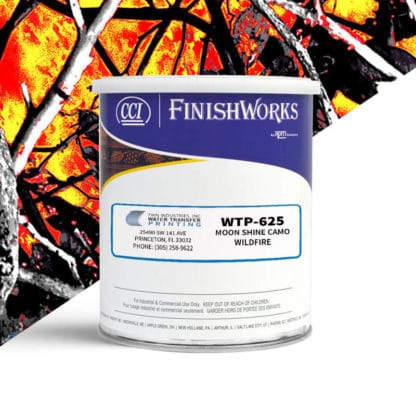 Hydrographic Paint: WTP-625 Moon Shine Wildfire | CCI Paint