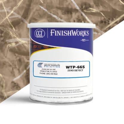 Hydrographic Paint: WTP-665 Zero Detect | CCI Paint