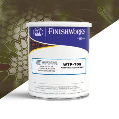 Hydrographic Paint: WTP-708 Kryptek Mandrake | CCI Paint