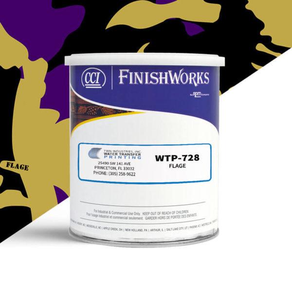 Hydrographic Paint: WTP-728 Flage | CCI Paint