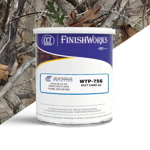 Hydrographic Paint: WTP-756 Next Camo G2 | CCI Paint