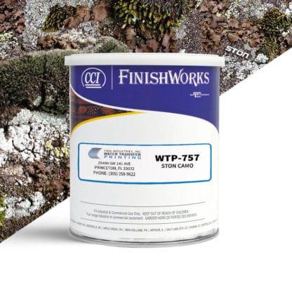 Hydrographic Paint: WTP-757 Ston Camo | CCI Paint