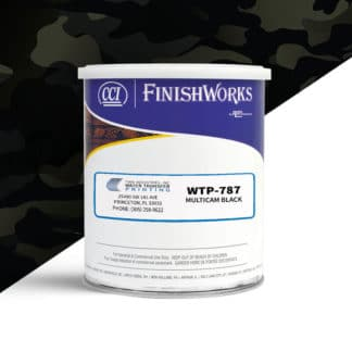 Hydrographic Paint: WTP-787 MultiCam Black | CCI Paint