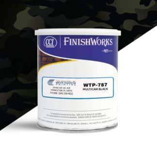 Hydrographic Paint: WTP-787 MultiCam Black | CCI Paint