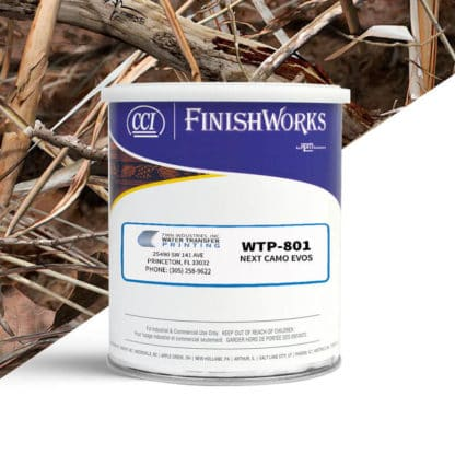 Hydrographic Paint: WTP-801 Next Camo EVOS | CCI Paint