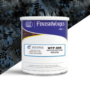 Hydrographic Paint: WTP-805 Kryptek Neptune Reduced | CCI Paint