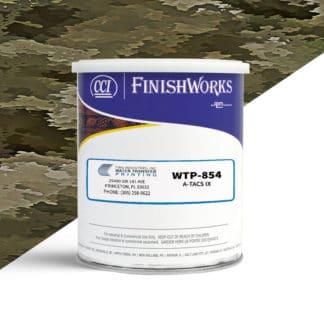 Hydrographic Paint: WTP-854 A-TACS iX | CCI Paint