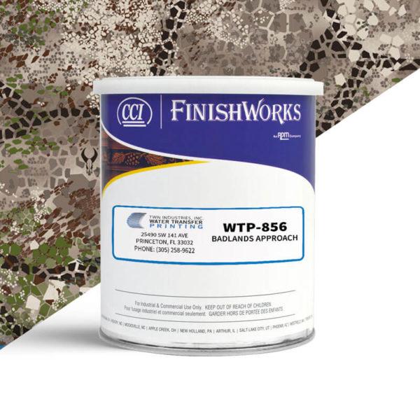 Hydrographic Paint: WTP-856 Badlands Approach | CCI Paint