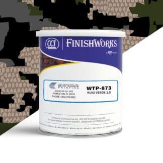 Hydrographic Paint: WTP-873 KUIU Verde 2.0 | CCI Paint