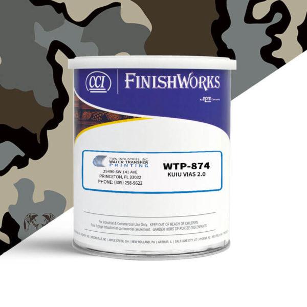 Hydrographic Paint: WTP-874 KUIU Vias 2.0 | CCI Paint