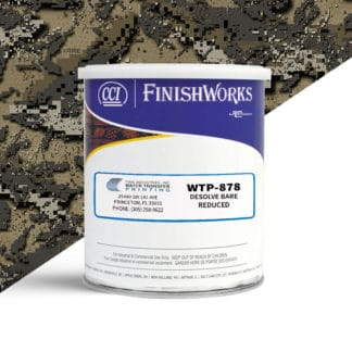 Hydrographic Paint: WTP-878 Desolve Bare Reduced | CCI Paint