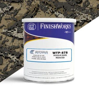 Hydrographic Paint: WTP-878 Desolve Bare Reduced   CCI Paint
