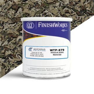 Hydrographic Paint: WTP-879 Desolve Wing Reduced | CCI Paint