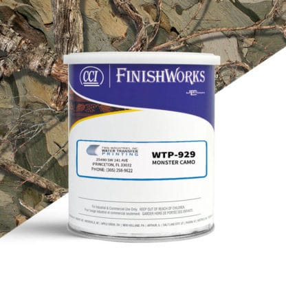 Hydrographic Paint: WTP-929 Monster Camo | CCI Paint
