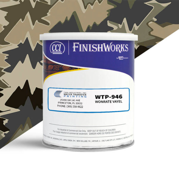 Hydrographic Paint: WTP-946 Wonrate Vayel | CCI Paint