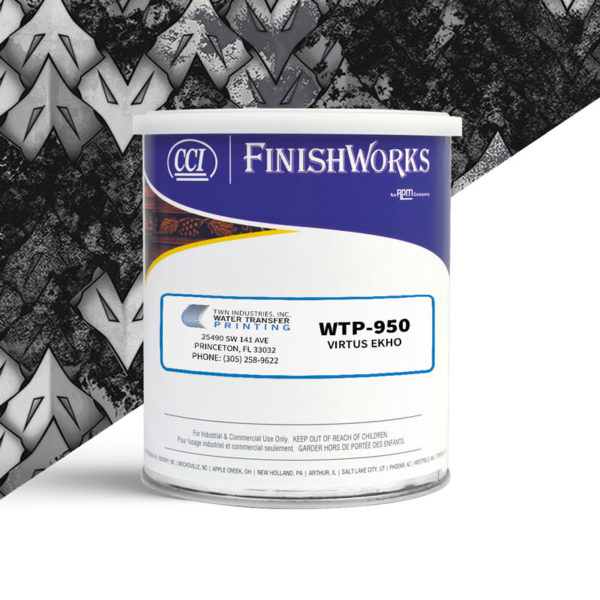 Hydrographic Paint: WTP-950 Virtus EKHO   CCI