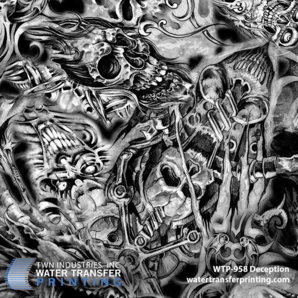 WTP-958 Deception Hydrographic Film by Shawn Naughty Designz