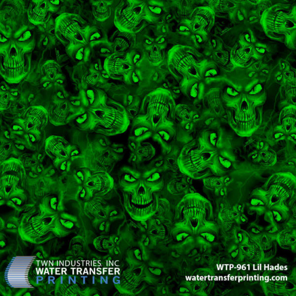 WTP-961 Lil Hades by ShawNaughty Designz - Green