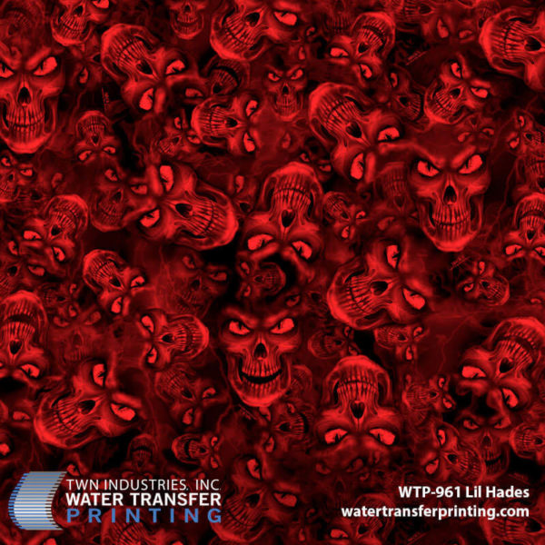 WTP-961 Lil Hades by ShawNaughty Designz - Red