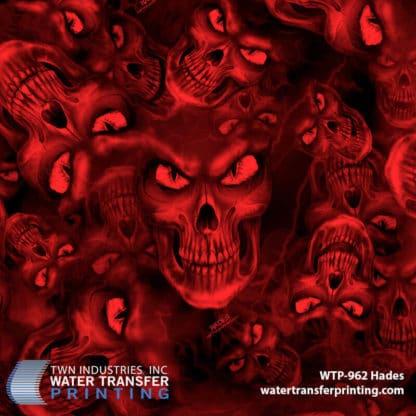 WTP-962 Hades by ShawNaughty Designz - Red