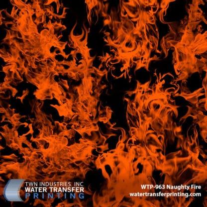 WTP-963 Naughty Fire by ShawNaughty Designz - Orange