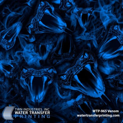 WTP-965 Venom by ShawNaughty Designz - Blue