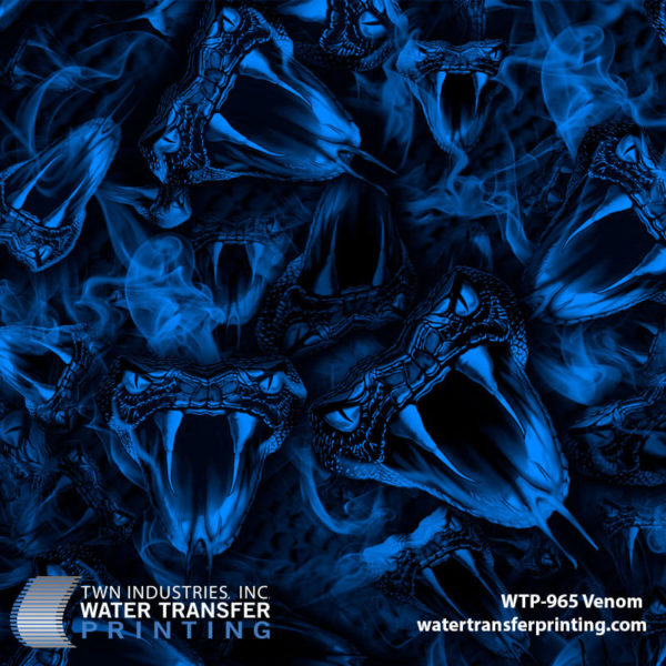 WTP-965 Venom by ShawNaughty Designz - Blue