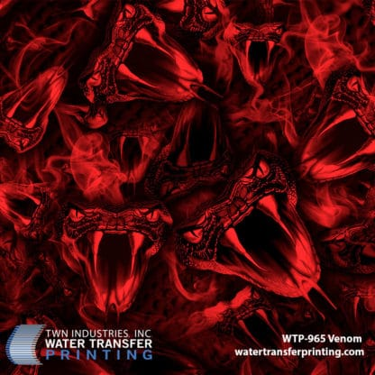 WTP-965 Venom by ShawNaughty Designz - Red