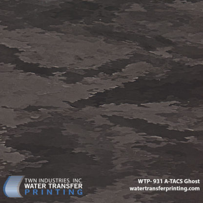 WTP-931 A-TACS Ghost Hydro Dipping Film