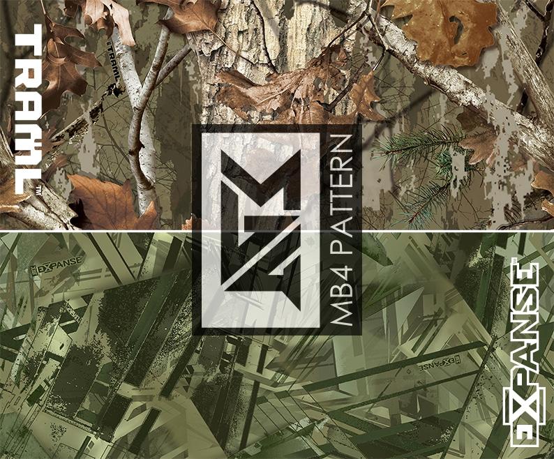 MB4 Studio Patterns Traml and Expanse