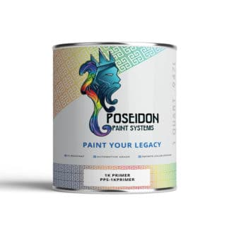 1k Epoxy Primer by Poseidon Paint Systems