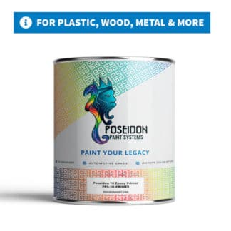 Epoxy Primer by Poseidon Paint Systems