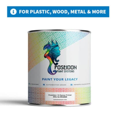 Epoxy Primer by Poseidon Paint Systems