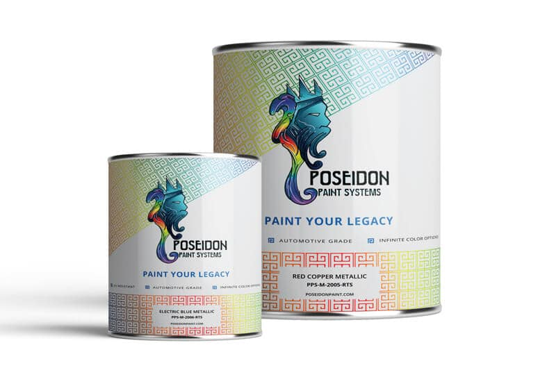 TWN Launches Poseidon Paint Systems