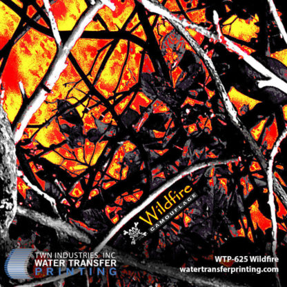 WTP-625 Wildfire Hydrographic Film