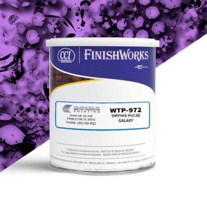 Hydrographic Paint: WTP-972 Sirphis Pulse Galaxy | CCI Paint