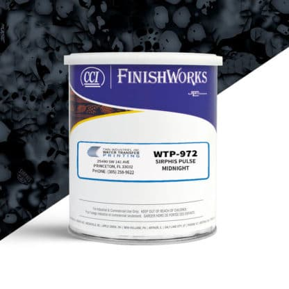 Hydro Dipping Paint: WTP-972 Sirphis Pulse Midnight | CCI Paint